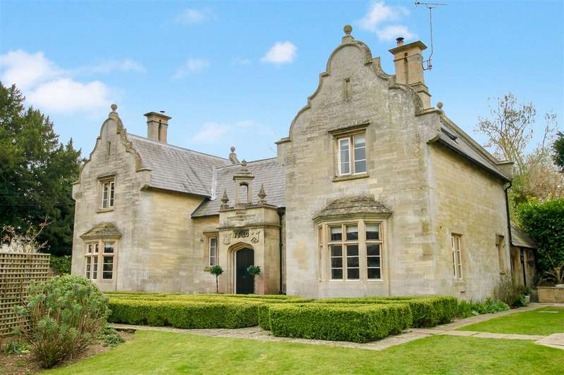4 Bedrooms Detached House for sale in Stoke Rochford, Grantham