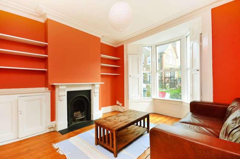 4 Bedrooms House for rent in Burgoyne Road, Brixton, SW9