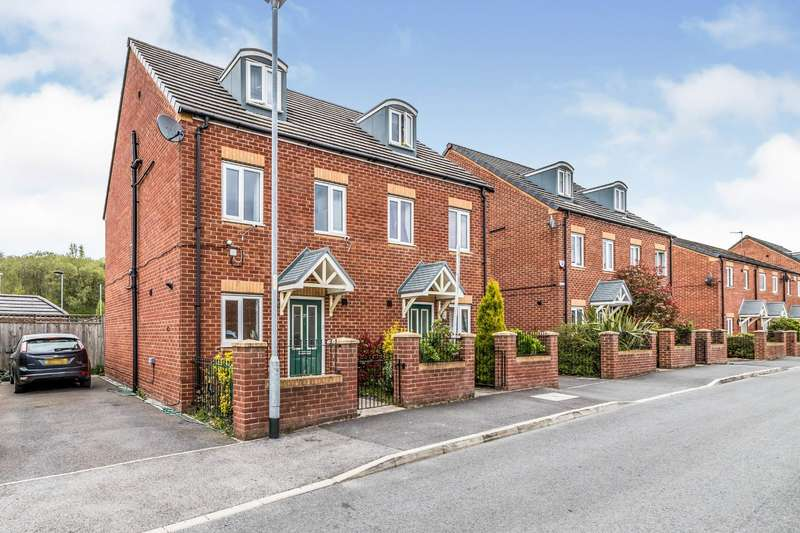 3 Bedrooms Semi Detached House for sale in Hexagon Close, Manchester, Greater Manchester, M9