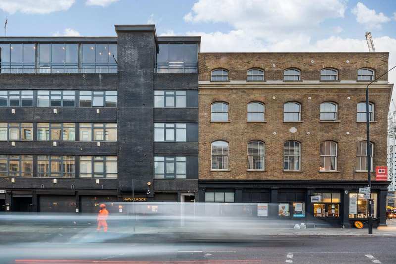 3 Bedrooms Penthouse Flat for sale in Commercial Street, Spitalfields, E1