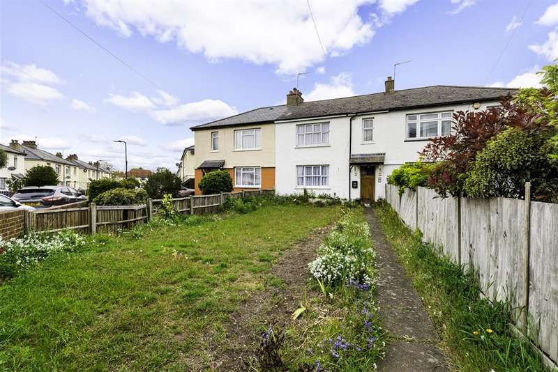 3 Bedrooms Terraced House for sale in Willow Road, Ealing, W5 4PD