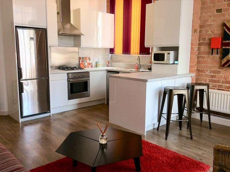 2 Bedrooms Apartment Flat for rent in Raleigh Square, Raleigh Street