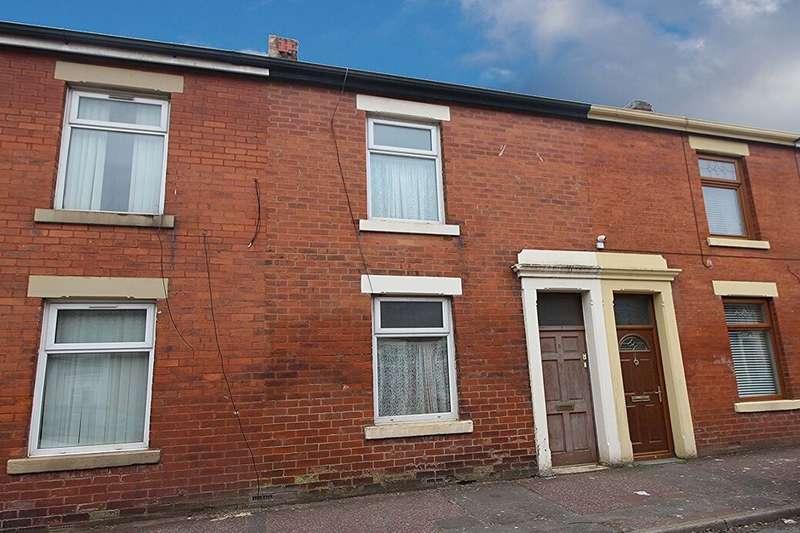 2 Bedrooms Terraced House for sale in Beardsworth Street, Blackburn, BB1