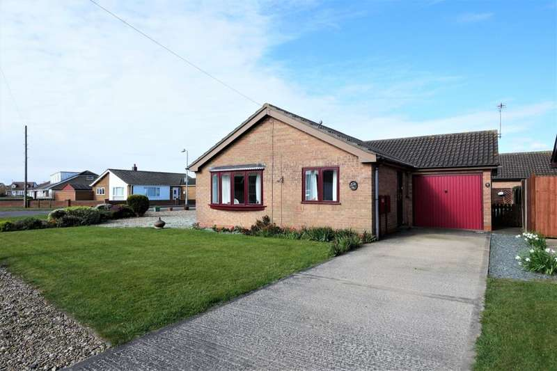 2 Bedrooms Detached Bungalow for sale in Lewis Avenue, Sutton-On-Sea, Mablethorpe, LN12
