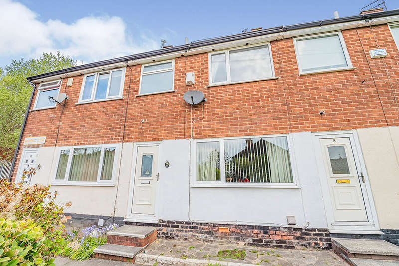 2 Bedrooms Terraced House for sale in Worrell Close, Radcliffe, M26