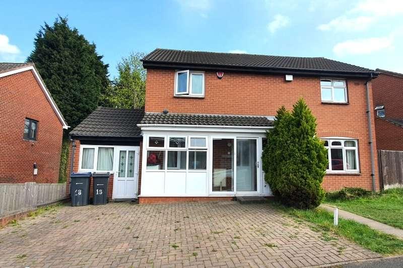 3 Bedrooms Semi Detached House for sale in Osler Street, Edgbaston, Birmingham, B16