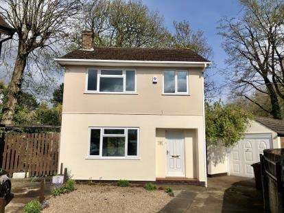 3 Bedrooms Detached House for sale in Rufford Road, Sherwood, Nottingham, Nottinghamshire