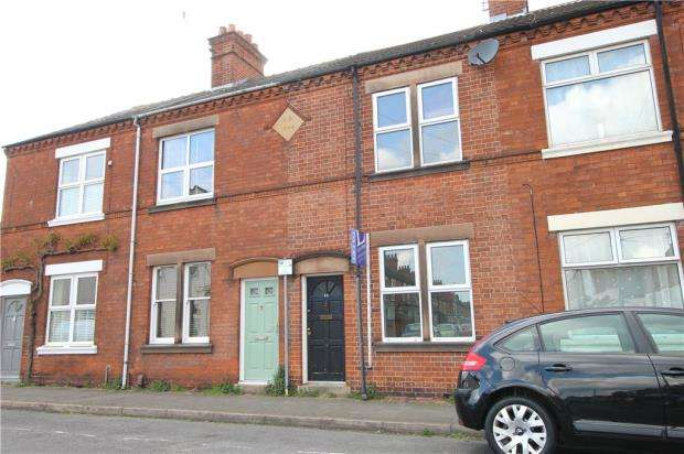 3 Bedrooms Terraced House for sale in Charles Street, Loughborough