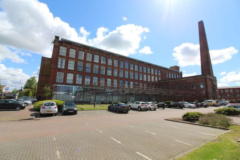 Apartment Flat for sale in Apartment 75, Centenary Mill Court, New Hall Lane, Preston, Lancashire