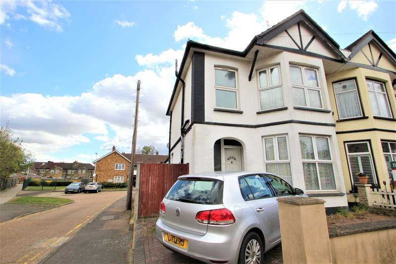 3 Bedrooms End Of Terrace House for sale in Marshalls Road, Romford