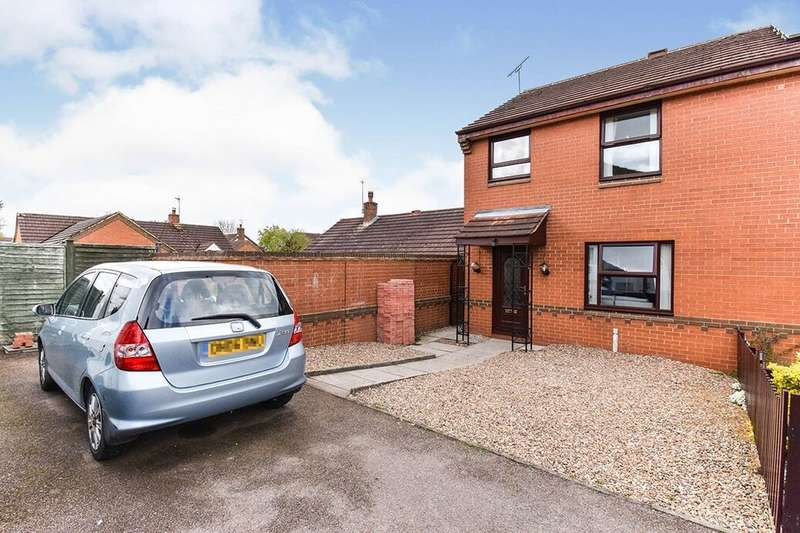 3 Bedrooms Semi Detached House for sale in Kingsbridge Crescent, Leicester, LE4