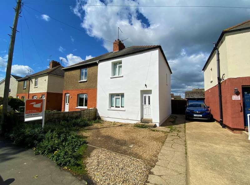3 Bedrooms Semi Detached House for sale in Recreation Road, Bourne