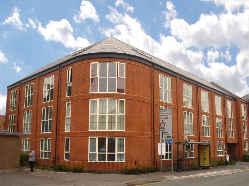 1 Bedroom Apartment Flat for sale in Villency Court, Nottingham Road, LE11 1EB