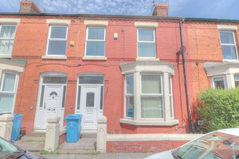 4 Bedrooms House Share for rent in Crawford Avenue, Mossley Hill