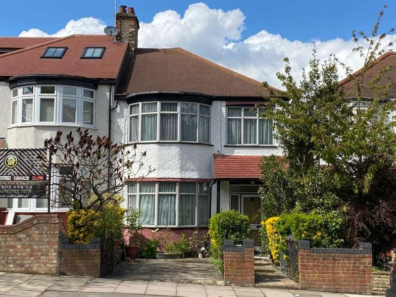 3 Bedrooms Semi Detached House for sale in Alexandra Park Road, London N10