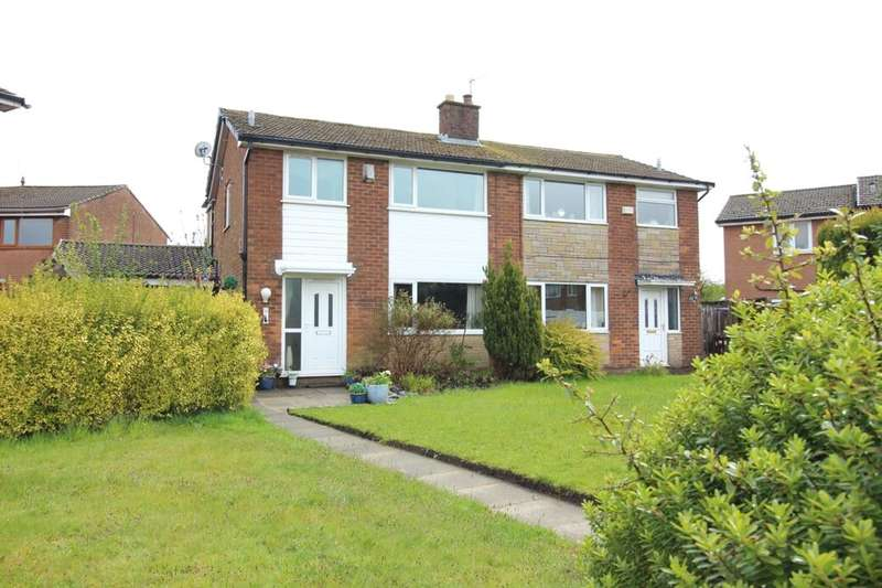4 Bedrooms Semi Detached House for sale in Fernview Drive, Ramsbottom, Bury, BL0