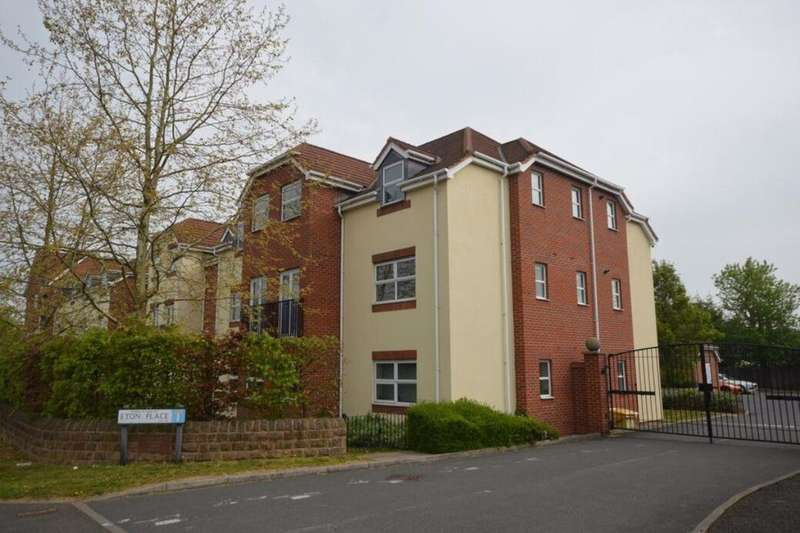 2 Bedrooms Flat for sale in Eton Place Loughborough Road, West Bridgford, Nottingham, NG2