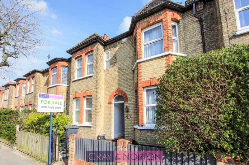 2 Bedrooms Terraced House for sale in Woodside Road, South Norwood, SE25