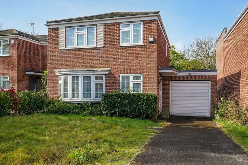 3 Bedrooms Detached House for sale in Bispham Road, London, NW10