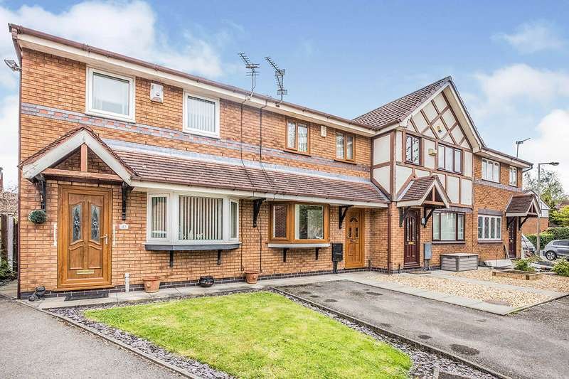 2 Bedrooms House for sale in Walton Hall Drive, Reddish, Manchester, M19