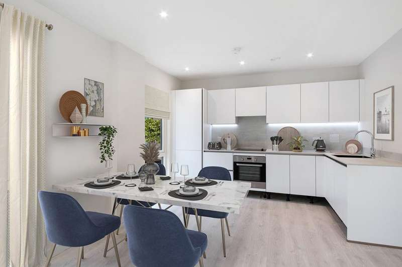 2 Bedrooms Flat for sale in Medrano Apartments, Western Circus, Acton, Western Avenue, Acton, LONDON, W3 7XX