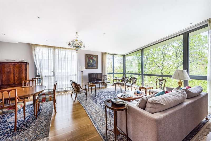 2 Bedrooms Flat for sale in Winchester Road, Swiss Cottage, NW3