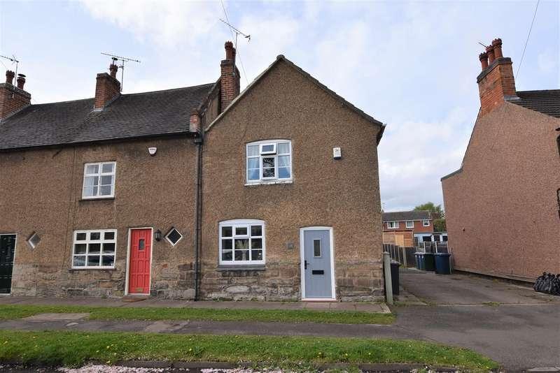 3 Bedrooms Cottage House for sale in Main Street, Sutton Bonington, Loughborough