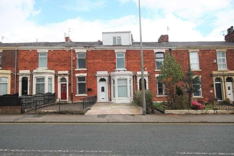 3 Bedrooms Terraced House for sale in 161 Redlam, Redlam, Blackburn