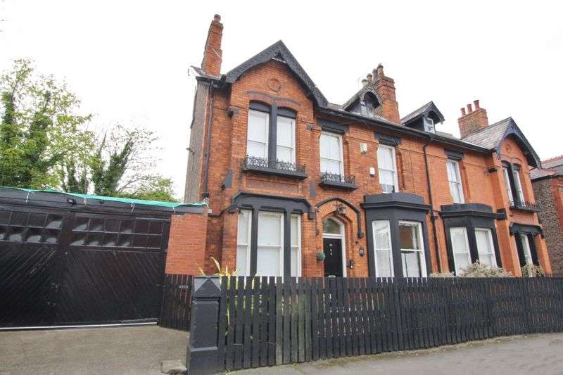 5 Bedrooms Property for sale in Island Road, Garston, Liverpool, L19