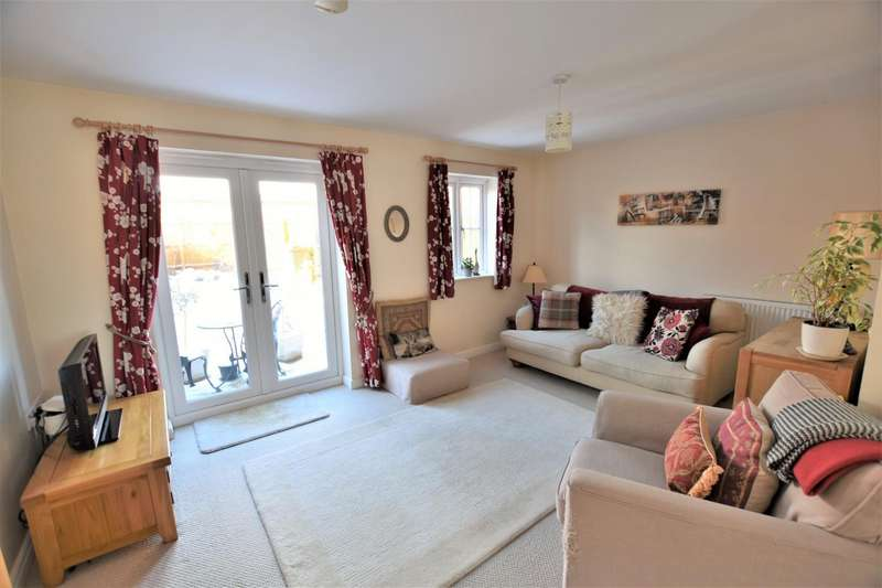 3 Bedrooms Terraced House for sale in Audas Place, Stamford