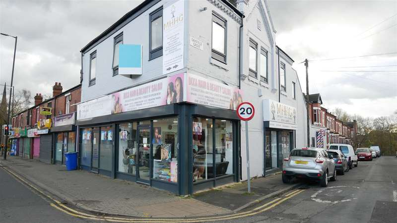 Property for sale in Hyde Road, Manchester,