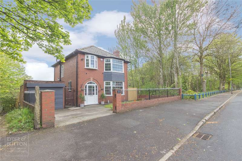 3 Bedrooms Detached House for sale in Blackley New Road, Blackley, Manchester, M9