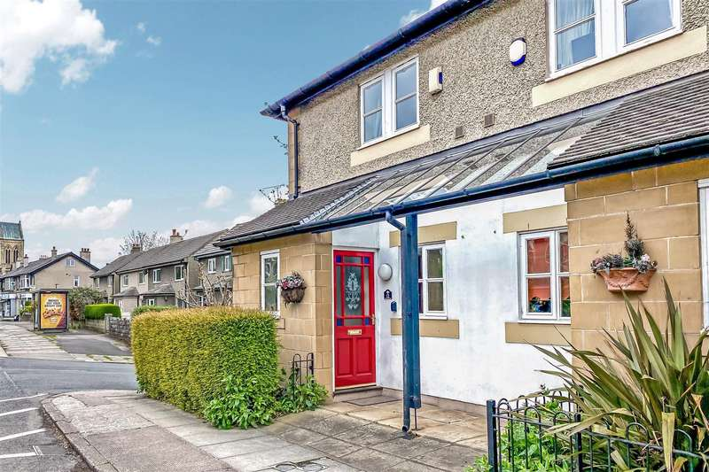 2 Bedrooms Terraced House for sale in Chiltern Court, Lancaster
