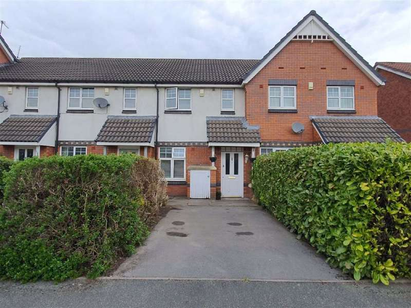 2 Bedrooms Terraced House for sale in Haslington Road, Wythenshawe
