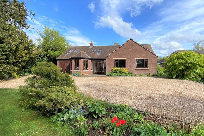 5 Bedrooms Detached House for sale in Park Hill, Gaddesby