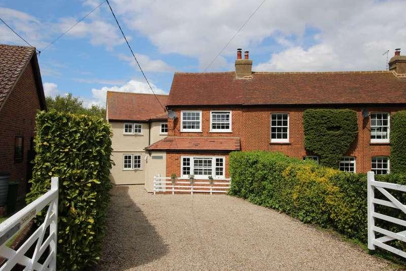 4 Bedrooms Semi Detached House for sale in Beckingham Street, Tolleshunt Major