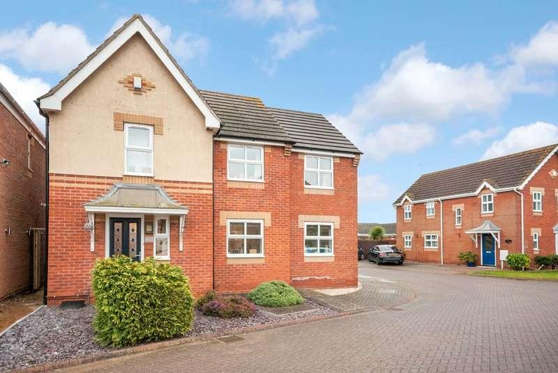 4 Bedrooms Property for sale in Mallard Court, North Hykeham LN6