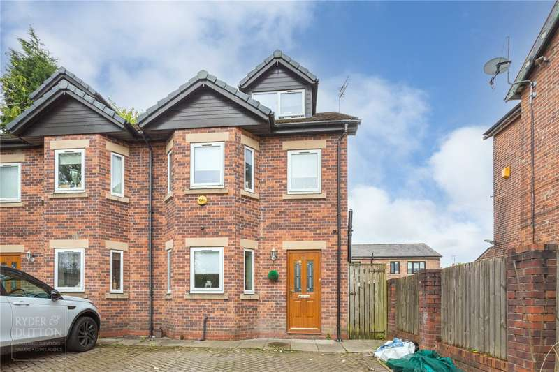 4 Bedrooms Semi Detached House for sale in Mossley Road, Ashton-under-Lyne, OL6