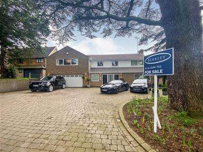 5 Bedrooms Detached House for sale in Towers Drive, Kirby Muxloe, Leicester