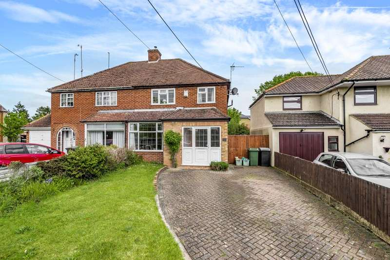3 Bedrooms Semi Detached House for sale in Thatcham, West Berkshire, RG18