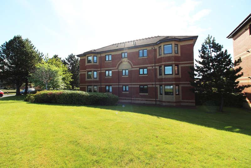 2 Bedrooms Flat for sale in Monkton Court, Prestwick, KA9