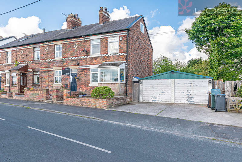3 Bedrooms End Of Terrace House for sale in New Lane, Burscough, Ormskirk, L40