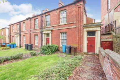 3 Bedrooms Terraced House for sale in Glossop Road, Sheffield, South Yorkshire