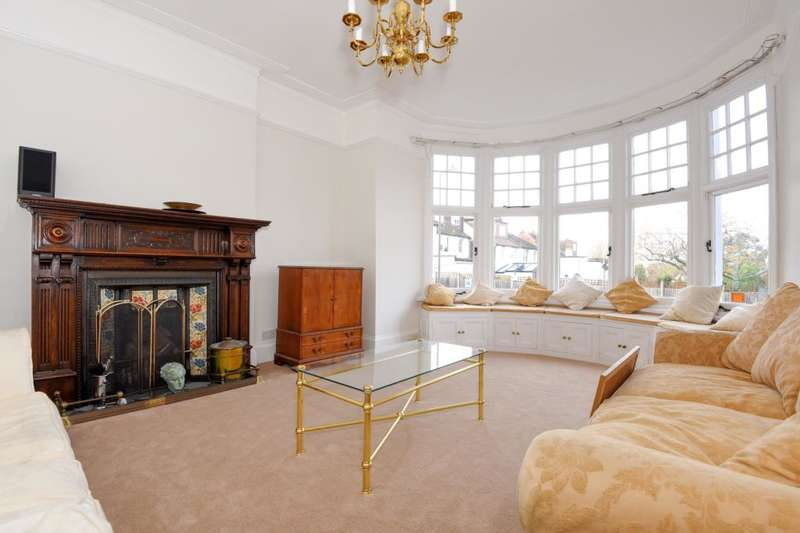 6 Bedrooms Semi Detached House for sale in Clifton Avenue, Finchley, N3