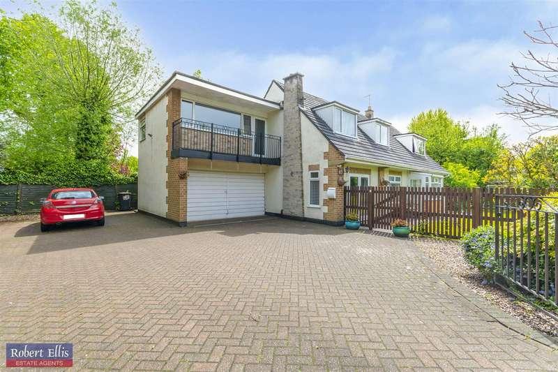 6 Bedrooms Detached House for sale in Nottingham Road, Attenborough, Nottingham