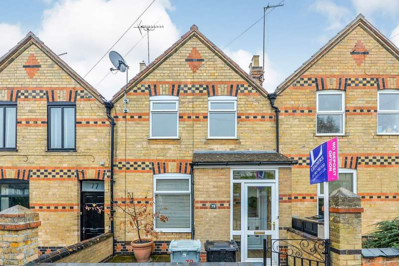 3 Bedrooms Terraced House for rent in Radcliffe Road, Stamford, PE9