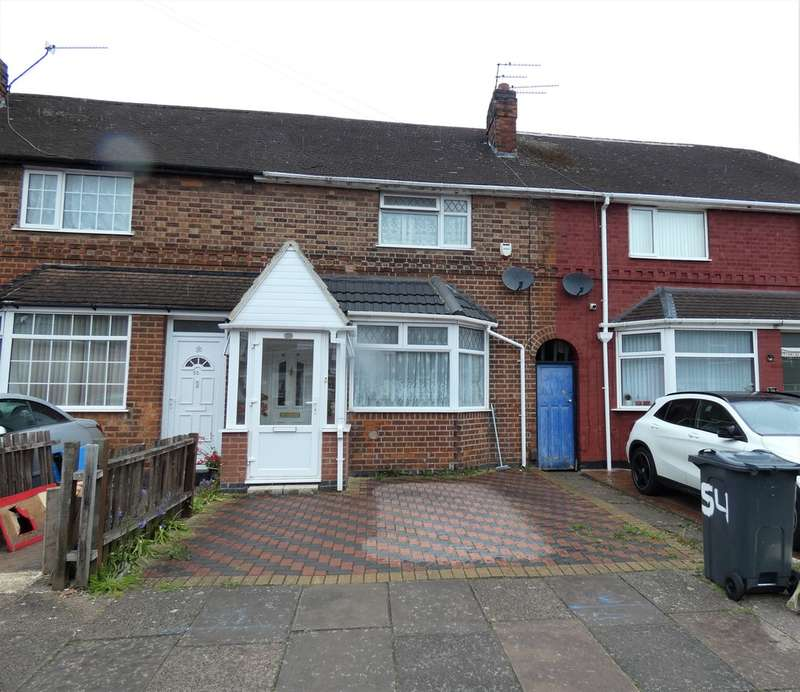3 Bedrooms Town House for sale in Rotherby Avenue, Belgrave, Leicester