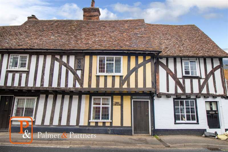 2 Bedrooms Terraced House for sale in Birch Street, Nayland, Colchester, CO6