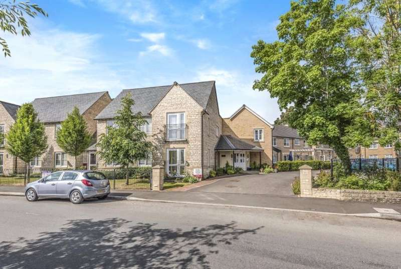 1 Bedroom Property for sale in Beecham Lodge, Somerford Road, Cirencester GL7