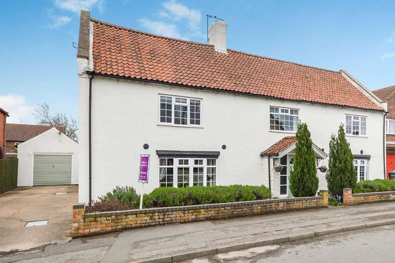 5 Bedrooms Detached House for sale in High Street, Eagle, Lincoln